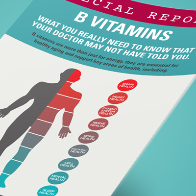 What Your Doctor May Not Have Told You About B Vitamins...