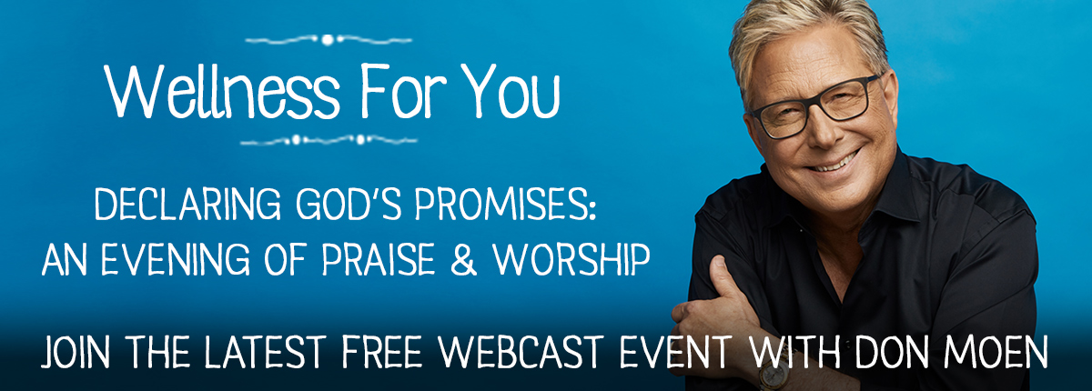 Don Moen Webcast
