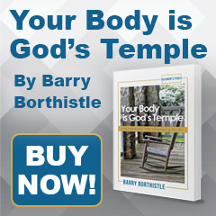 Your body is god's temple