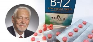 What's the story behind B12 and Alfred Libby?