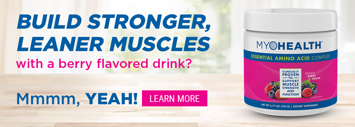 MyoHealth Berry Crush
